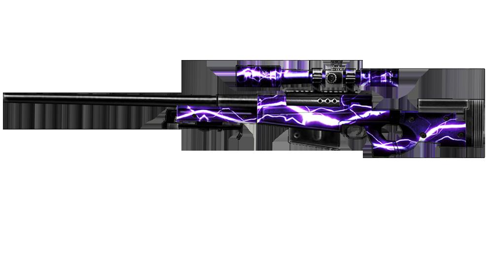 Phục Kích mobile - Bộ sưu tập vũ khí