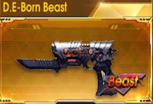 D.E-Born Beast 1 ngày
